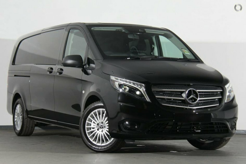 Mercedes Vito VIP ibiza transport
